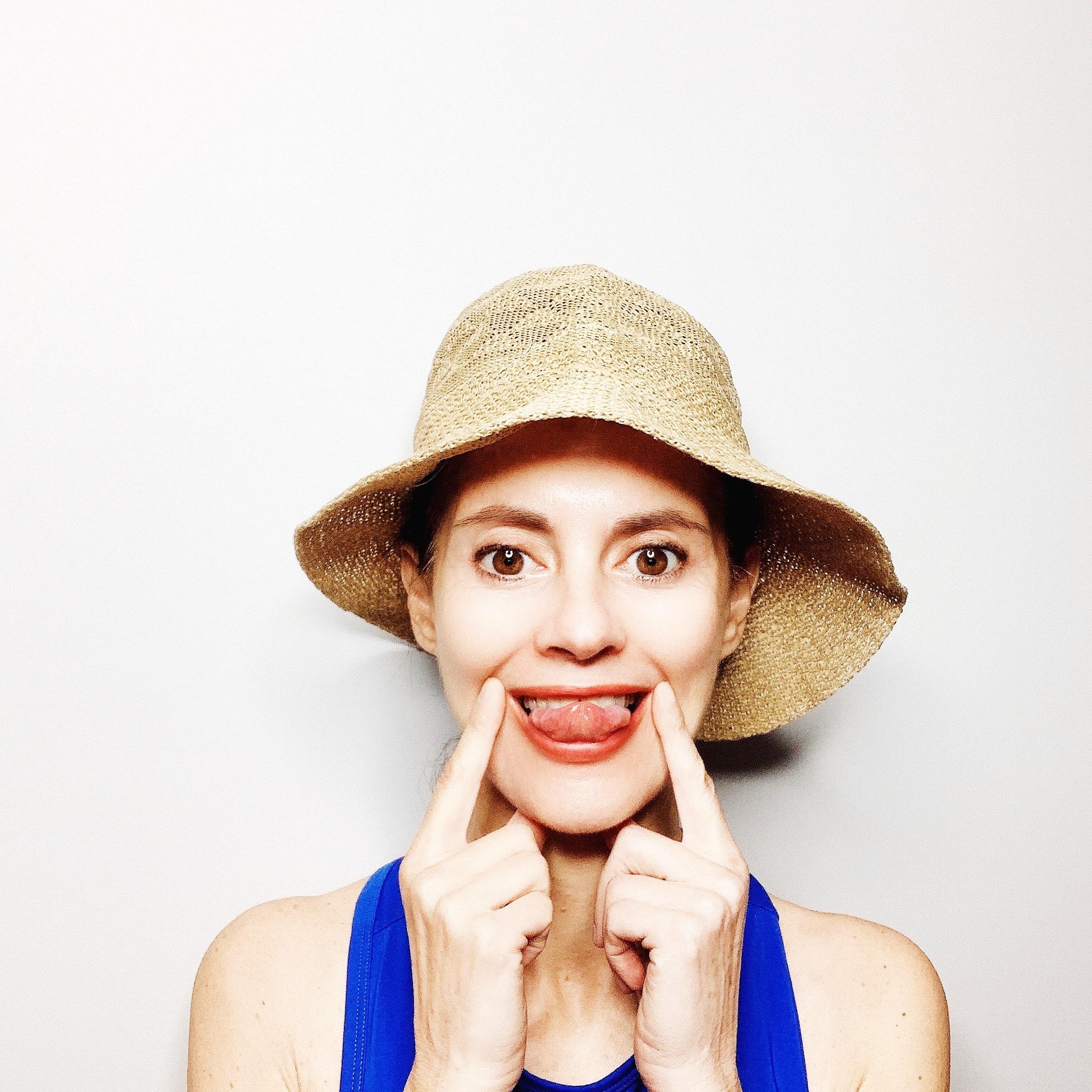 yummy face face yoga method connettiti